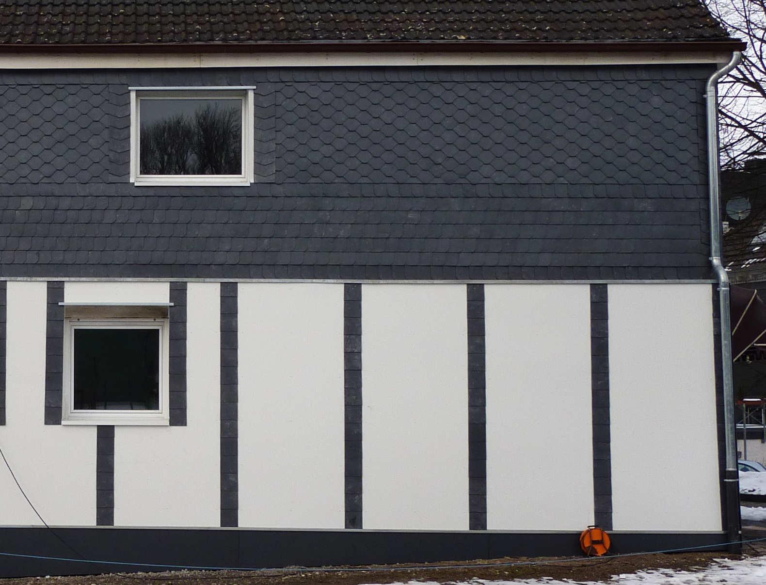 Gewaltig Fassade Mit Blech Verkleiden Das Beste Von Großformatige Fassadenplatten