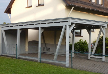 carport f r sie gebaut von dachdecker kantelberg. Black Bedroom Furniture Sets. Home Design Ideas